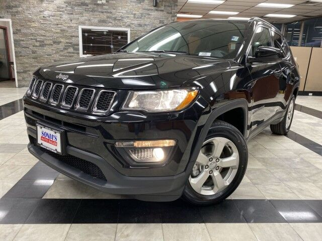 2018 Jeep Compass Latitude Worcester MA