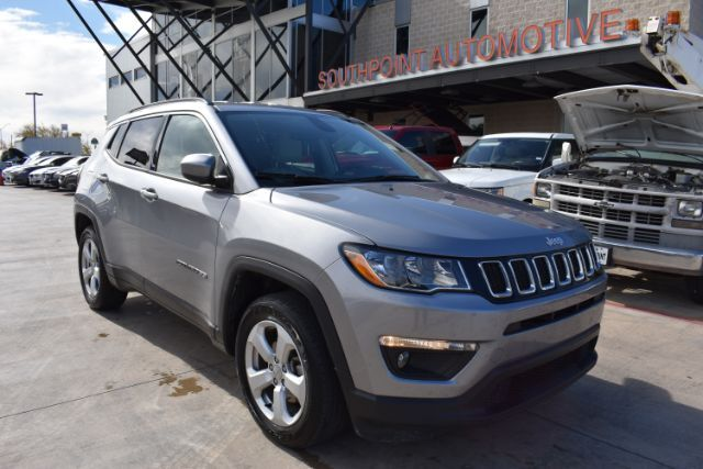 San Antonio Jeep >> 2018 Jeep Compass Latitude W Leather Camera
