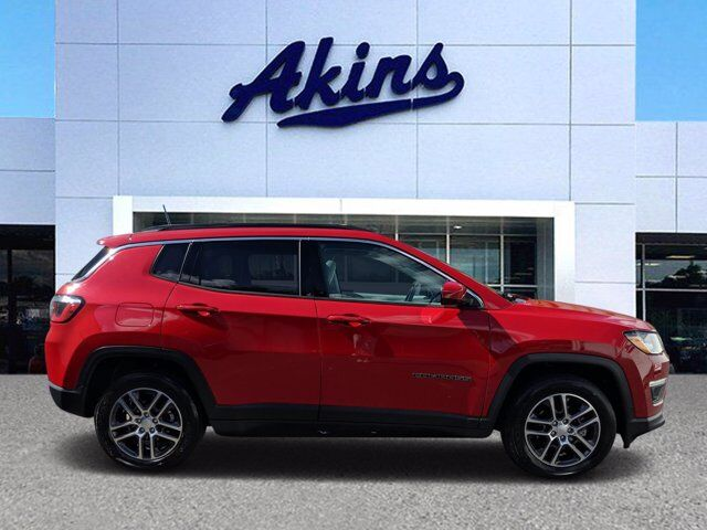 2018 Jeep Compass Latitude w/Sun/Wheel Pkg Winder GA