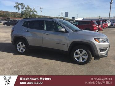 2018_Jeep_Compass_Latitude_ Decorah IA