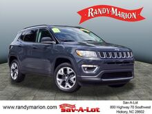 2018_Jeep_Compass_Limited_  NC