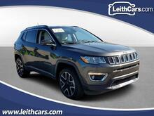 2018_Jeep_Compass_Limited 4x4_ Cary NC