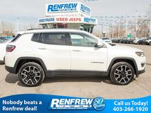 2018_Jeep_Compass_Limited 4x4, Panoramic Sunroof, Nav, Heated Seats, Remote Start, Beats Audio_ Calgary AB
