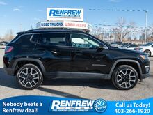 2018_Jeep_Compass_Limited 4x4, Panoramic Sunroof, Remote Start, Navigation, Heated Leather_ Calgary AB