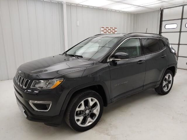 2018 Jeep Compass Limited 4x4 Manhattan KS