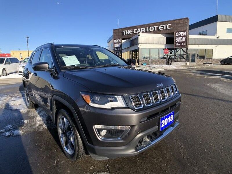 2018 Jeep Compass Limited AWD Greater Sudbury ON