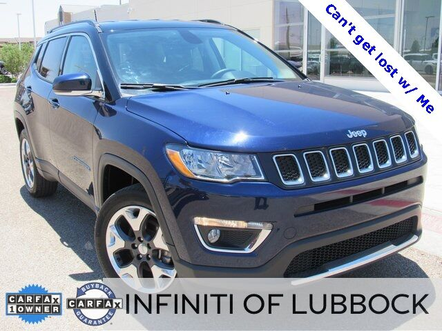 2018 Jeep Compass Limited Lubbock TX