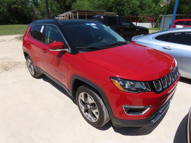 2018 Jeep Compass Limited Marble Falls TX