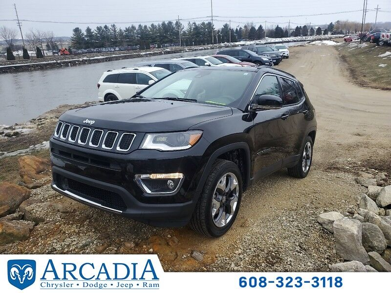 2018 Jeep Compass Limited Arcadia WI