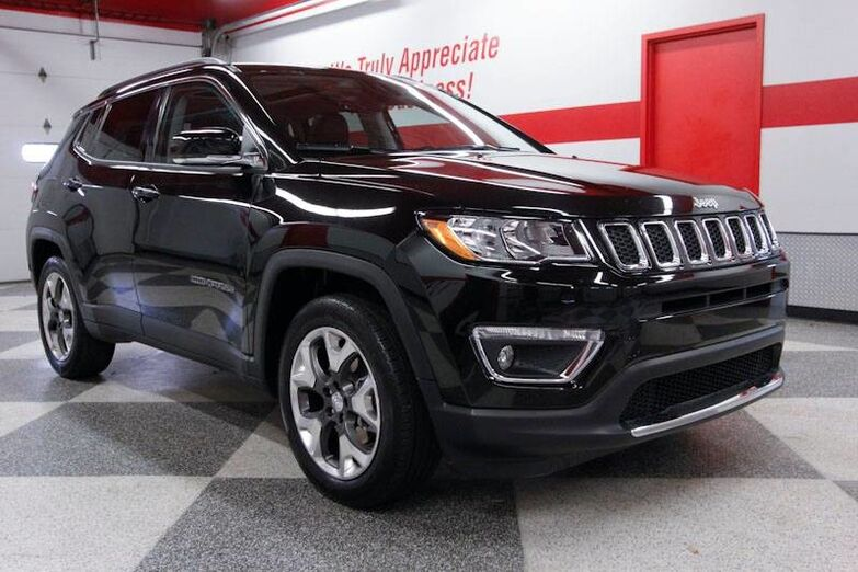 2018 Jeep Compass Limited Austin TX