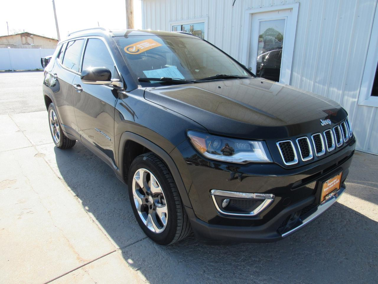 2018 Jeep Compass Limited Beatrice NE