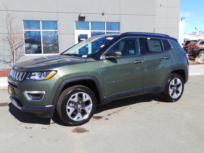 2018 Jeep Compass Limited Bozeman MT