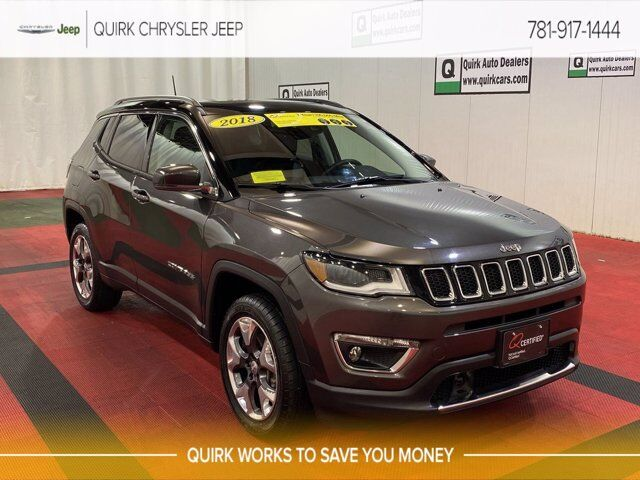 2018 Jeep Compass Limited Braintree MA