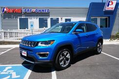 2018_Jeep_Compass_Limited_ Brownsville TX