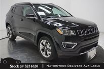 Jeep Compass Limited CAM,HTD STS,KEY-GO,18IN WHLS 2018
