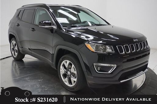 2018_Jeep_Compass_Limited CAM,HTD STS,KEY-GO,18IN WHLS_ Plano TX