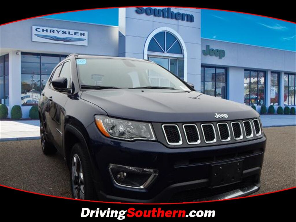 2018 Jeep Compass Limited Chesapeake VA