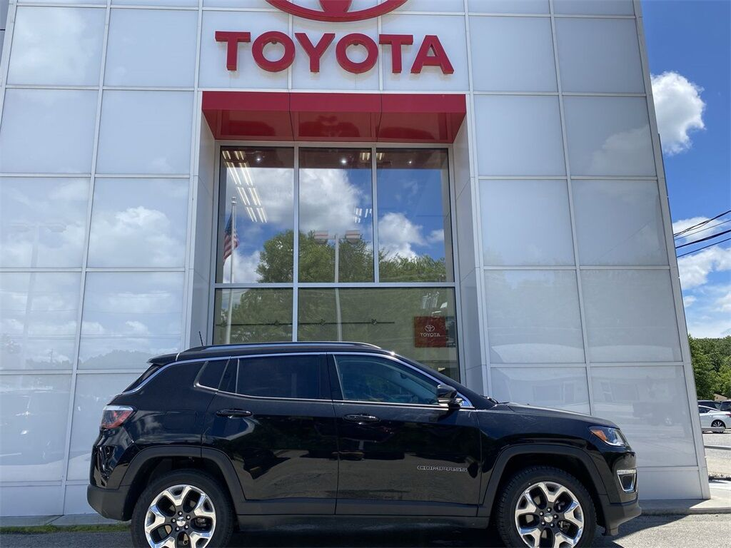 2018 Jeep Compass Limited Dudley MA