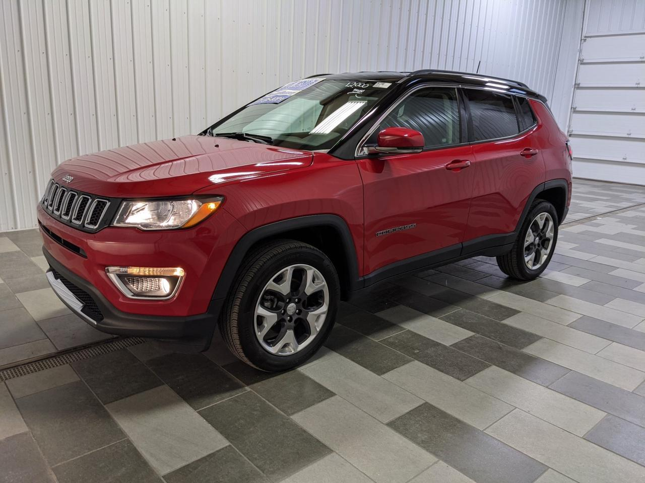 2018 Jeep Compass Limited Duncansville PA