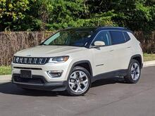 2018_Jeep_Compass_Limited FWD_ Cary NC