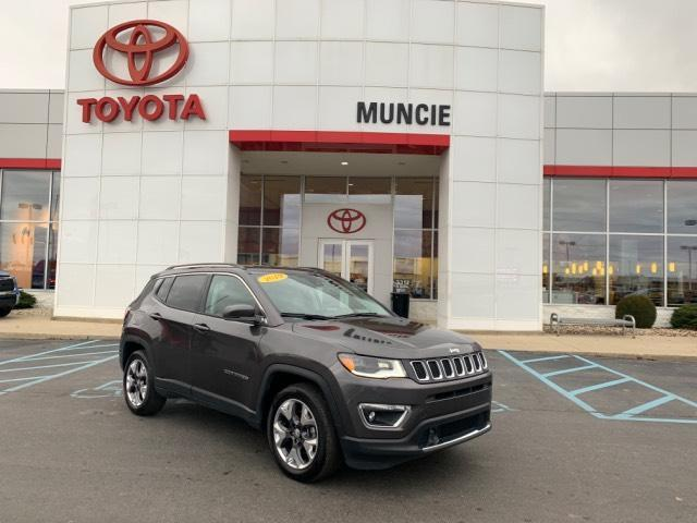 2018 Jeep Compass Limited FWD Muncie IN