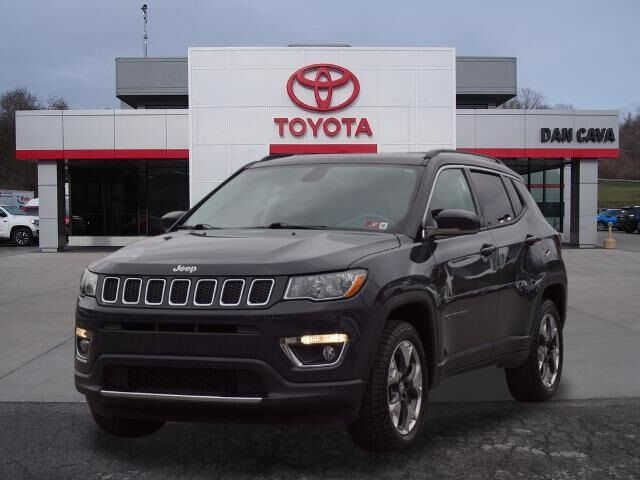 2018 Jeep Compass Limited Whitehall WV