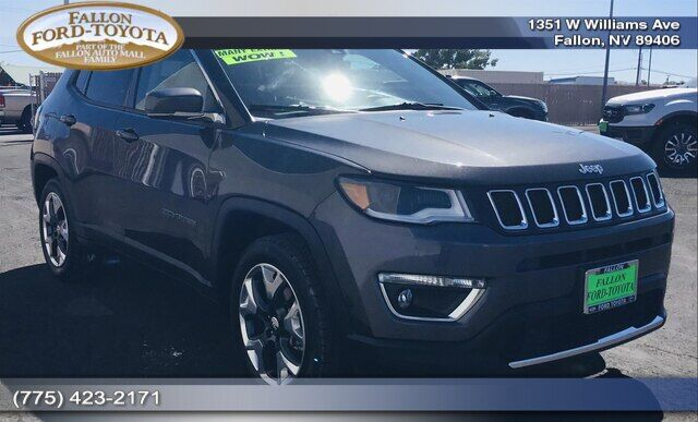 2018 Jeep Compass Limited Fallon NV