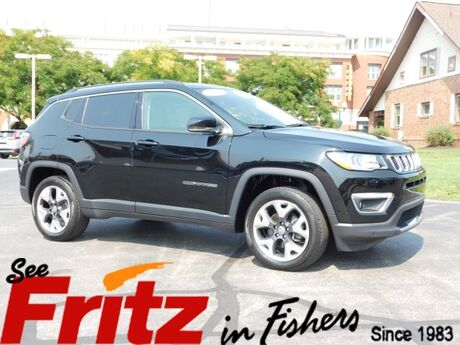 2018 Jeep Compass Limited Fishers IN