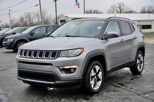2018 Jeep Compass Limited Fort Wayne Auburn and Kendallville IN
