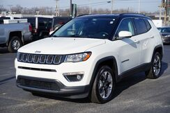2018_Jeep_Compass_Limited_ Fort Wayne Auburn and Kendallville IN