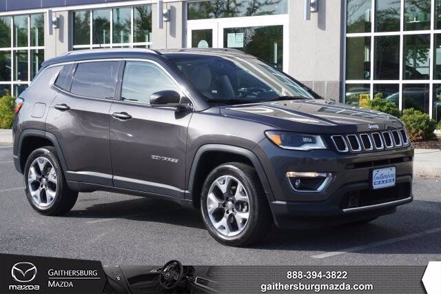 2018 Jeep Compass Limited Gaithersburg MD