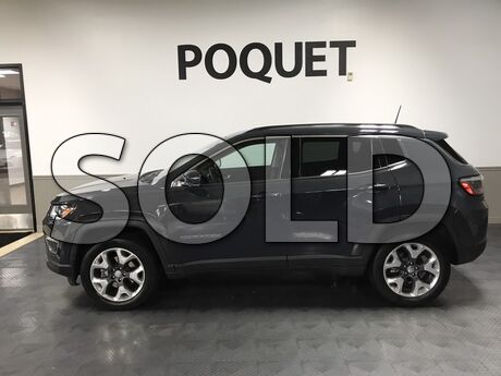 2018 Jeep Compass Limited Golden Valley MN