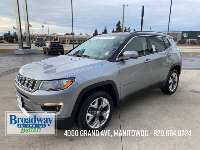2018 Jeep Compass Limited Manitowoc WI