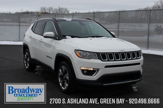 2018 Jeep Compass Limited Green Bay WI
