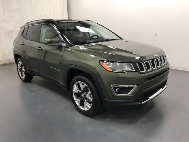 2018 Jeep Compass Limited Holland MI