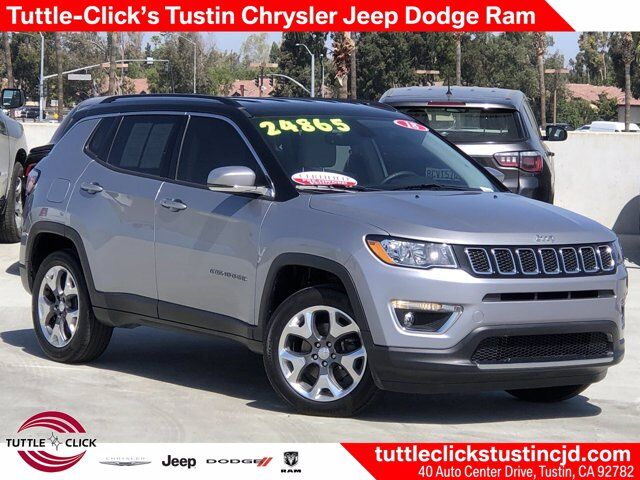 2018 Jeep Compass Limited Tustin CA