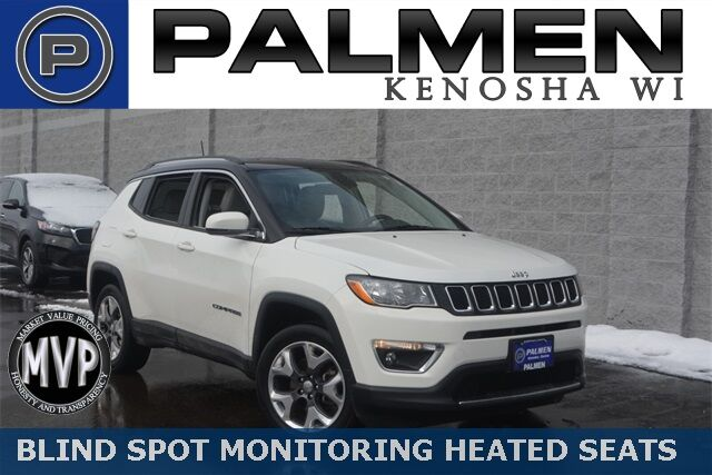 2018 Jeep Compass Limited Kenosha WI