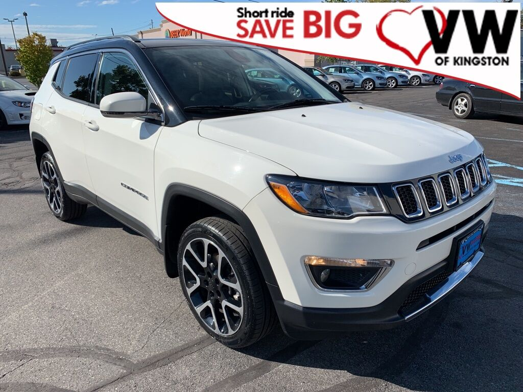 2018_Jeep_Compass_Limited_ Kingston NY