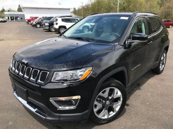 2018 Jeep Compass Limited Rock City NY