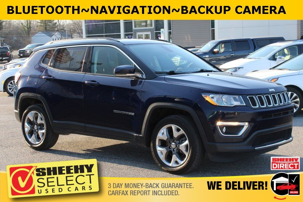 2018 Jeep Compass Limited Suitland MD