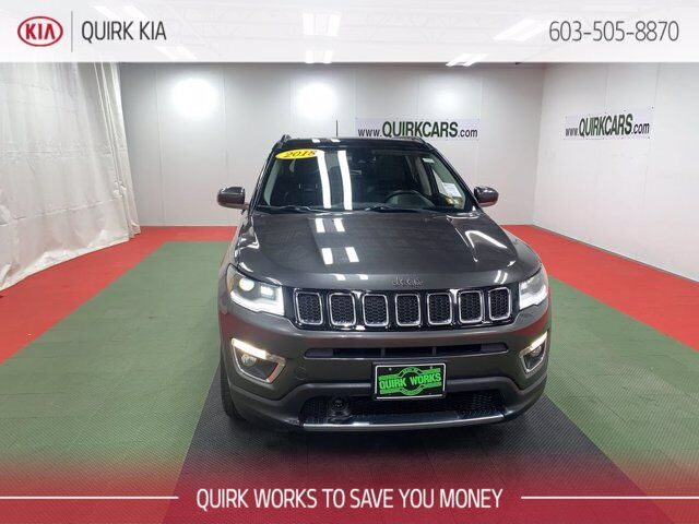 2018 Jeep Compass Limited 4x4 Manchester NH