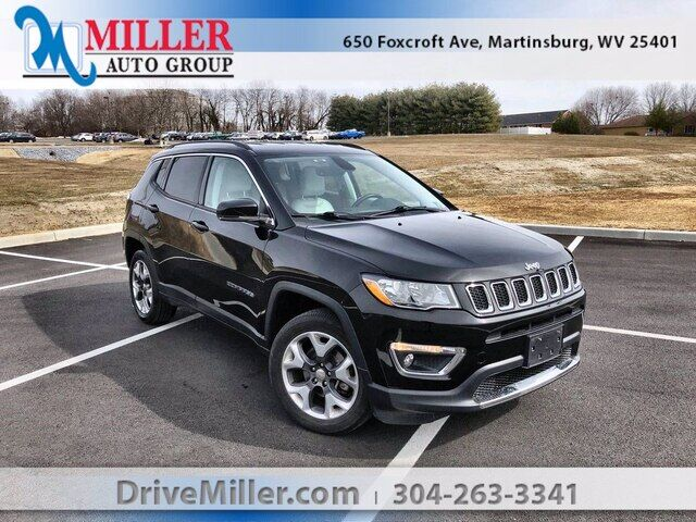 2018 Jeep Compass Limited Martinsburg WV