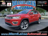 2018 Jeep Compass Limited Miami Lakes FL