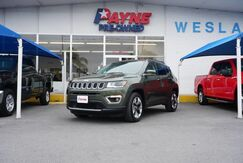 2018_Jeep_Compass_Limited_ Mission TX