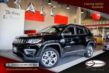 2018 Jeep Compass Limited Navigation, Dual Sunroof