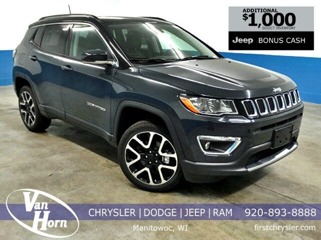 2018 Jeep Compass Limited Plymouth WI