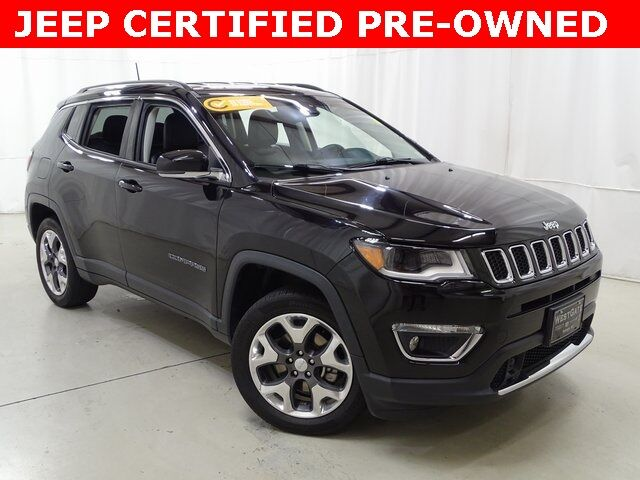 2018 Jeep Compass Limited Raleigh NC
