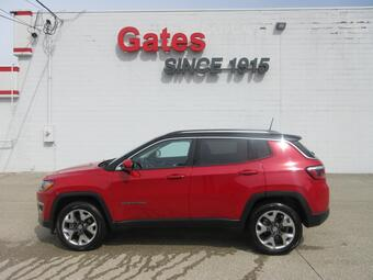2018_Jeep_Compass_Limited_ Richmond KY
