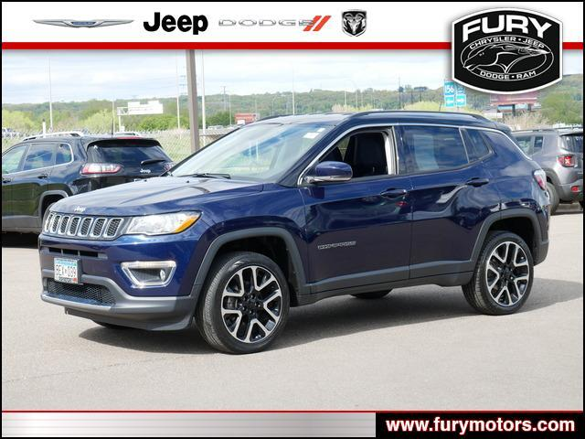 2018 Jeep Compass Limited St. Paul MN