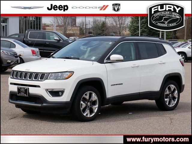 2018 Jeep Compass Limited Oak Park Heights MN